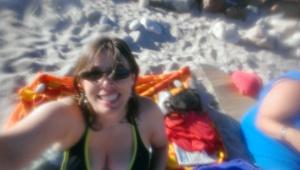 Selfie! Queensland Beach