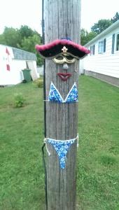 Pugwash Telephone Pole