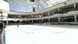 Skating Rink West Edmonton Mall