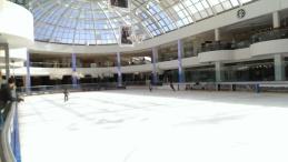 Skating Rink West Edmonton Mall